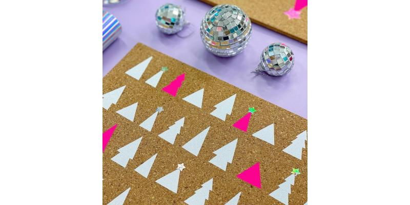 How To: HTV Festive Placemats