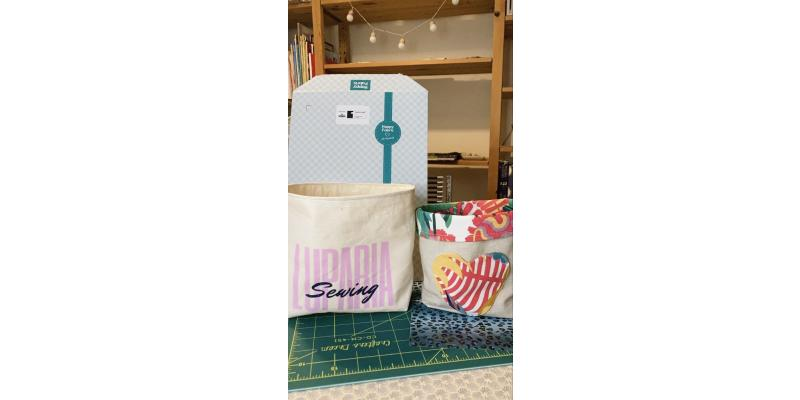 Luparia Sewing- LIVE Demo and Q&A