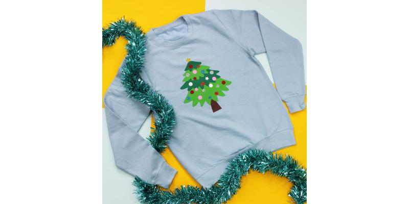 how to make a christmas jumper