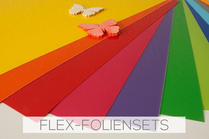 Flexfoliensets