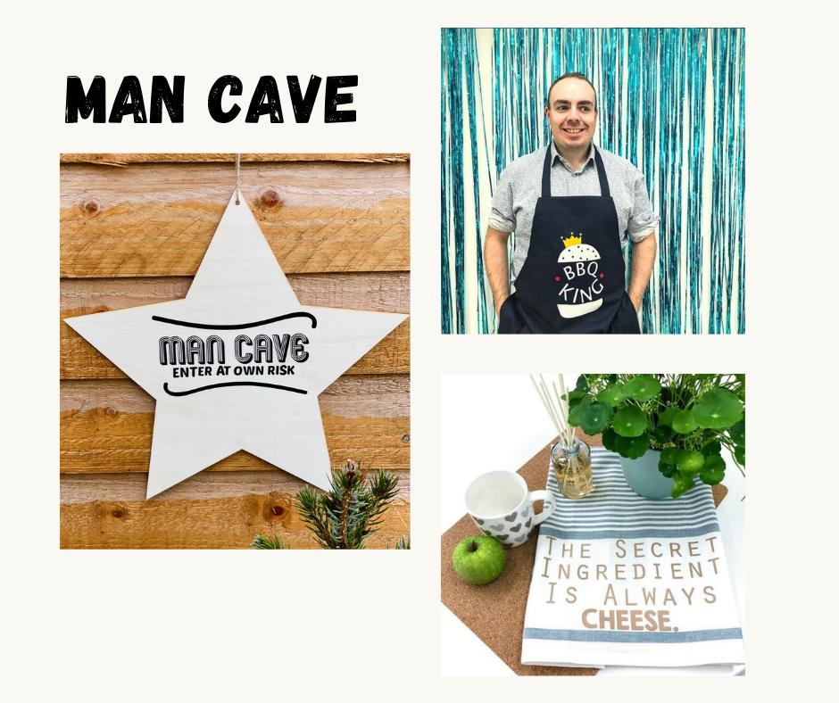 DIY man cave sign uk