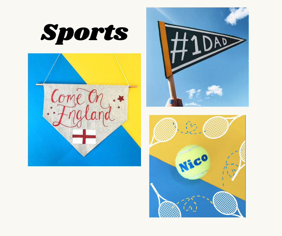 HTV sports gifts for fathers day