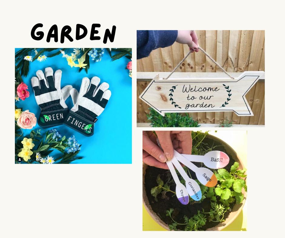 DIY garden gift ideas UK