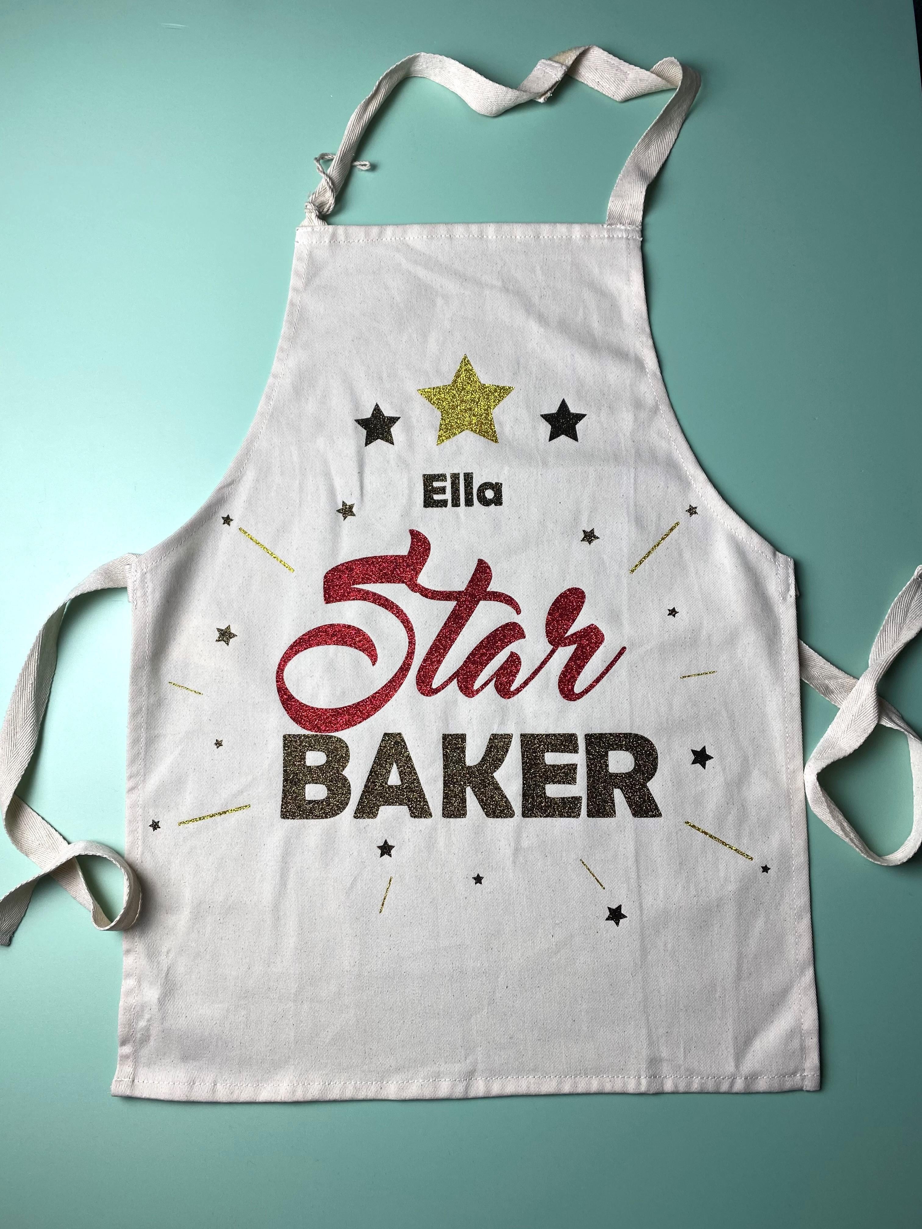 bake off apron design